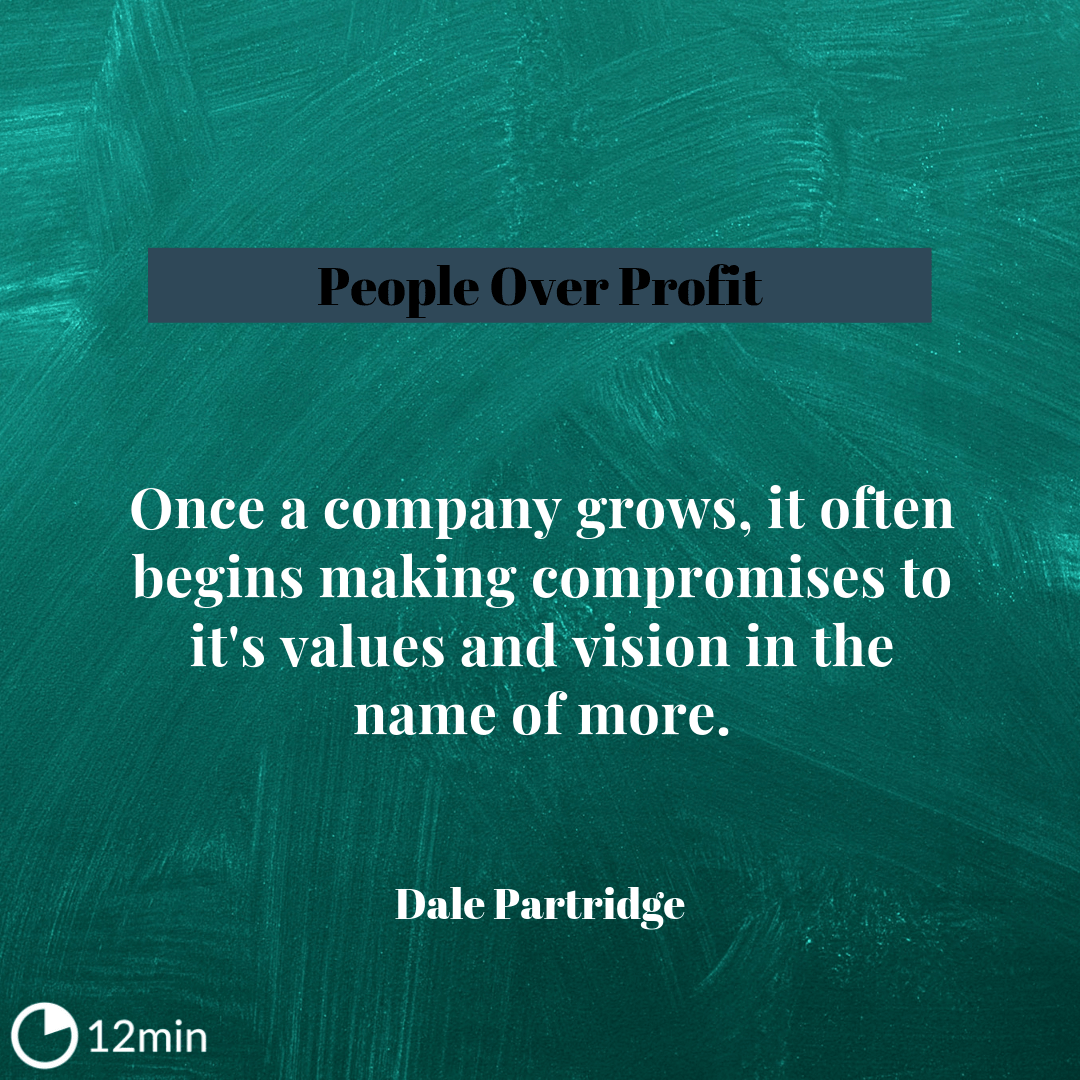 People Over Profit PDF