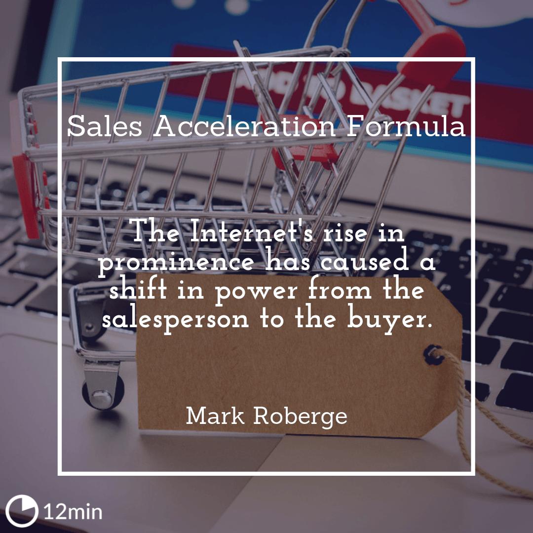 Sales Acceleration Formula PDF