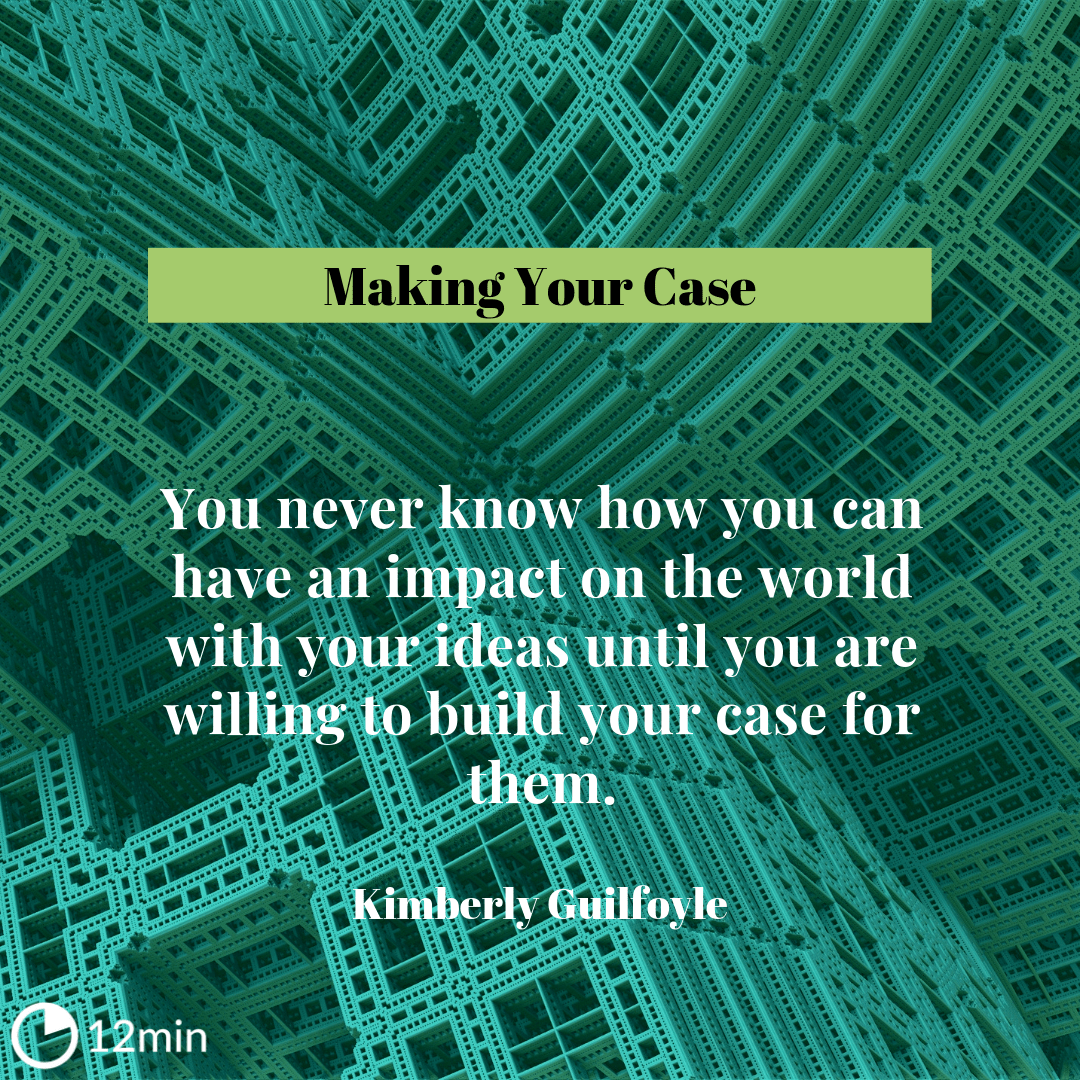 Making Your Case PDF