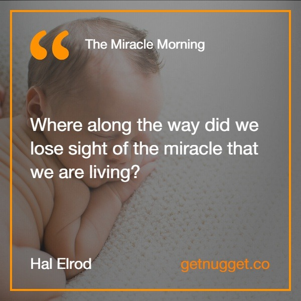 The Miracle Morning Summary