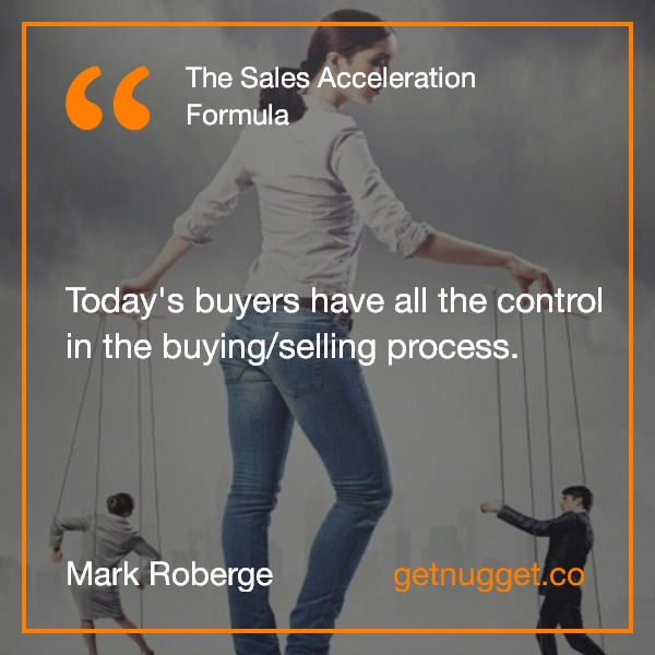 Sales Acceleration Formula Summary