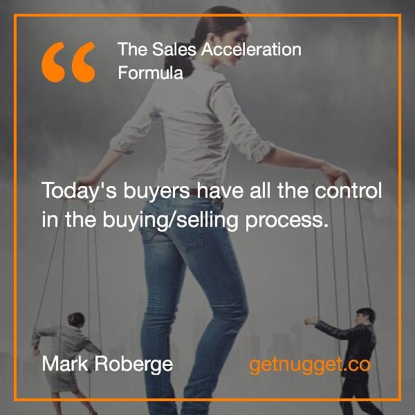 Sales Acceleration Formula