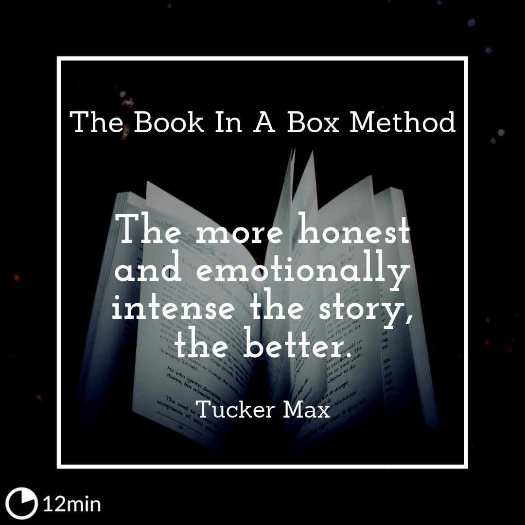 The Book In A Box Method PDF