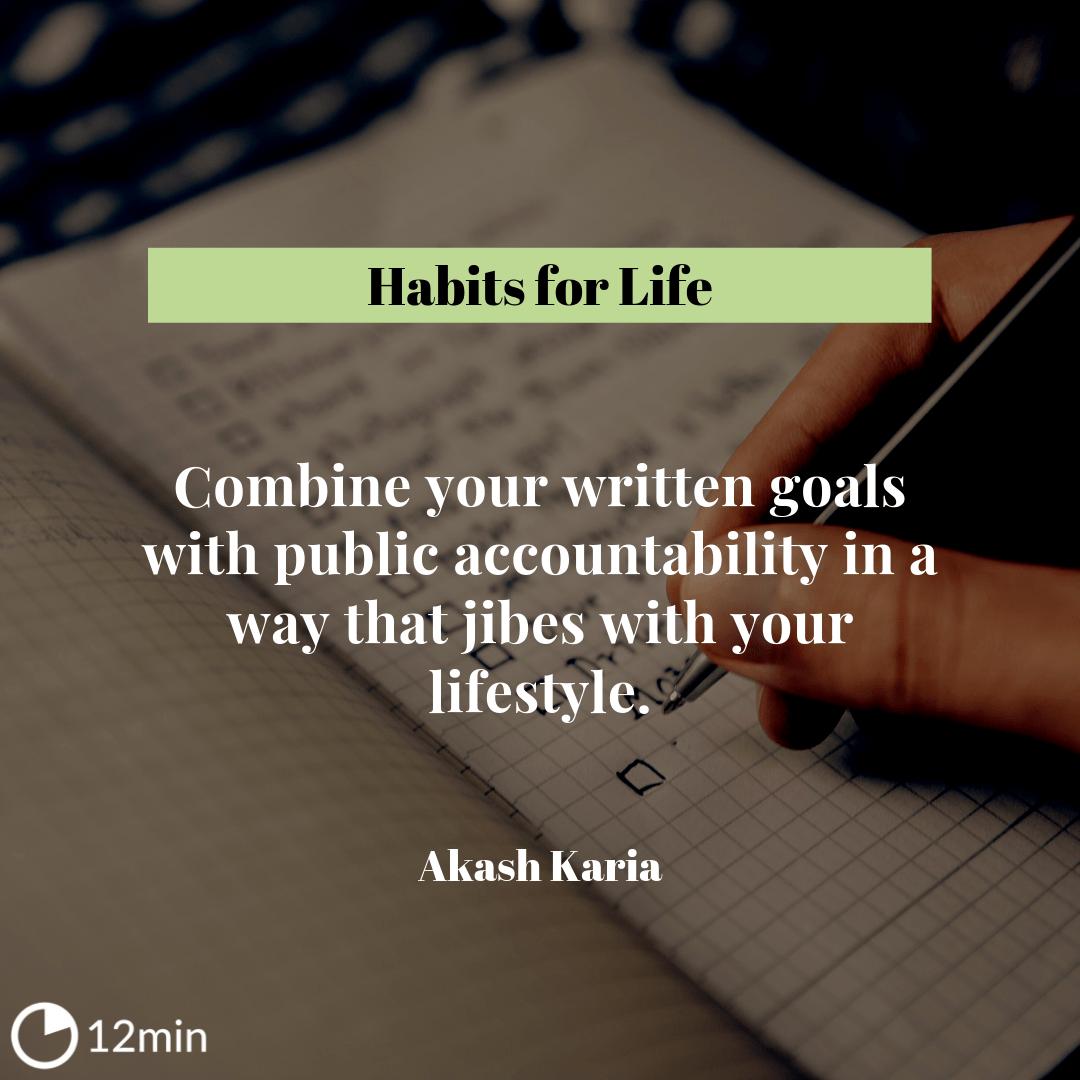 Habits for Life PDF