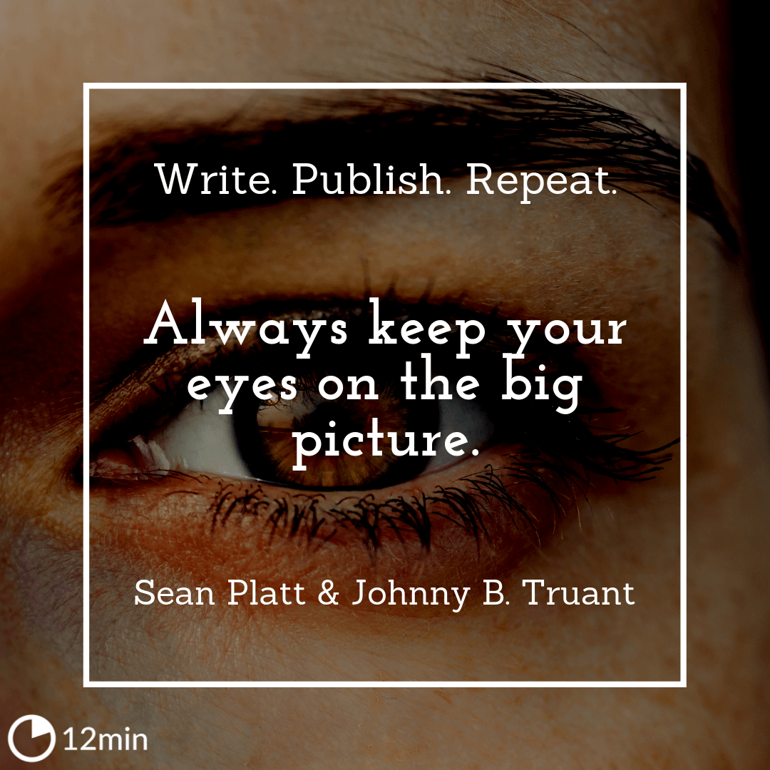 Write. Publish. Repeat. Summary