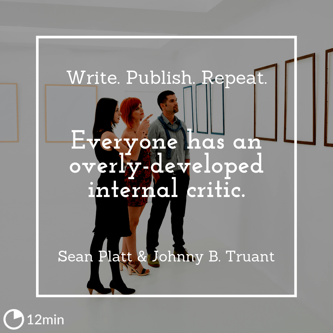 Write. Publish. Repeat. PDF