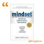 nuggets from mindset carol dweck