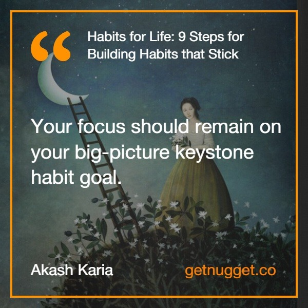 Habits for Life Summary