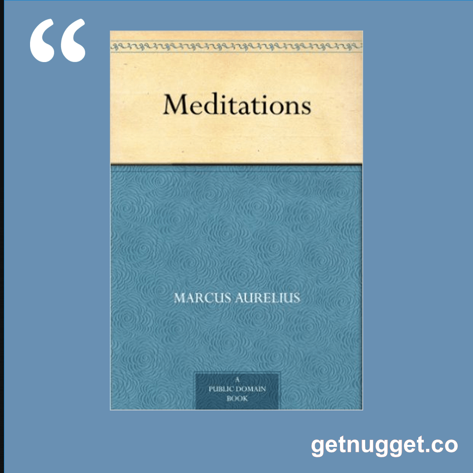 the alchemist destiny s road to heal nugget quotes and nuggets from meditations by marcus aurelius summary