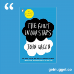 nuggets from The Fault in Our Stars by John Green