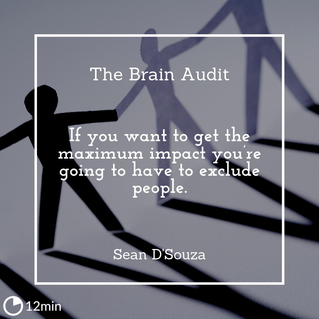 The Brain Audit PDF