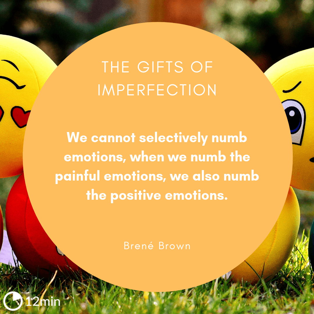 The Gifts of Imperfection Summary