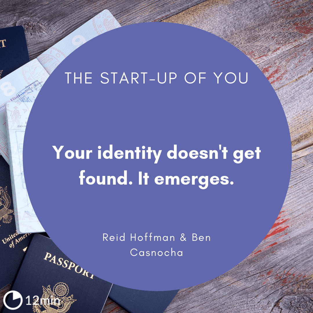 The Start-Up of You PDF