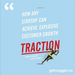 nuggets from traction gabriel weinberg justin mares