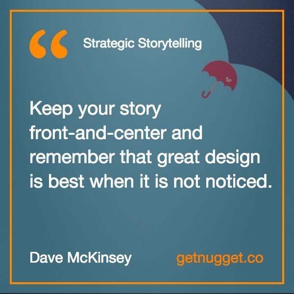 strategic storytelling pdf