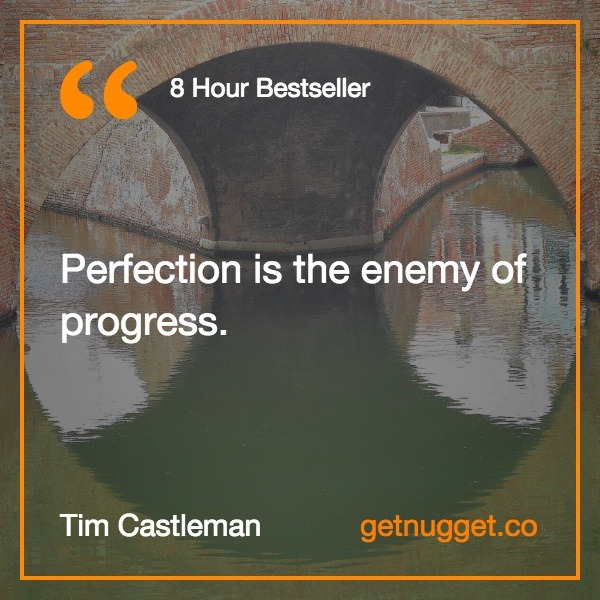 8 Hour Bestseller Tim Castleman