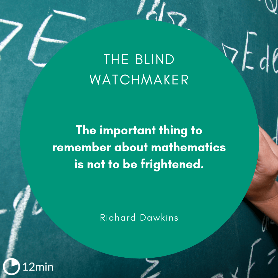 The Blind Watchmaker Summary