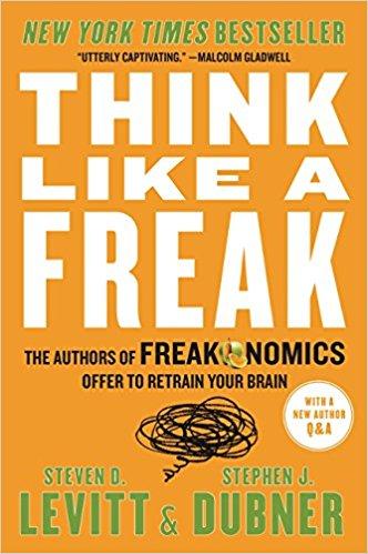 Think Like a Freak Summary