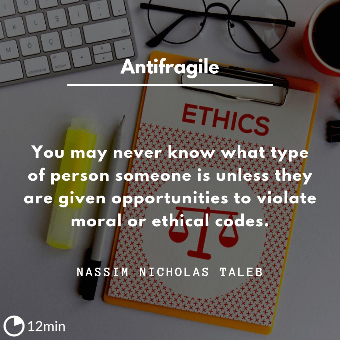 Antifragile Summary