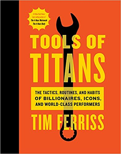 Tools of Titans Summary