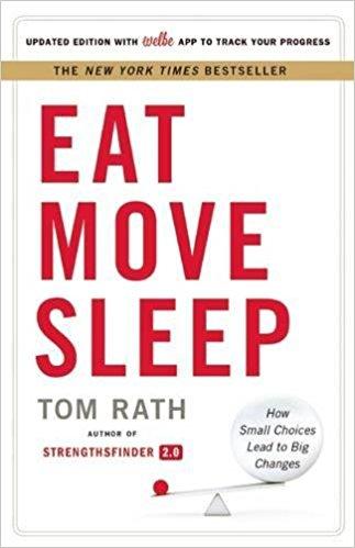 Eat Move Sleep Summary