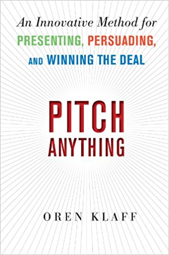 Pitch Anything Summary