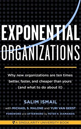 Exponential Organizations Summary