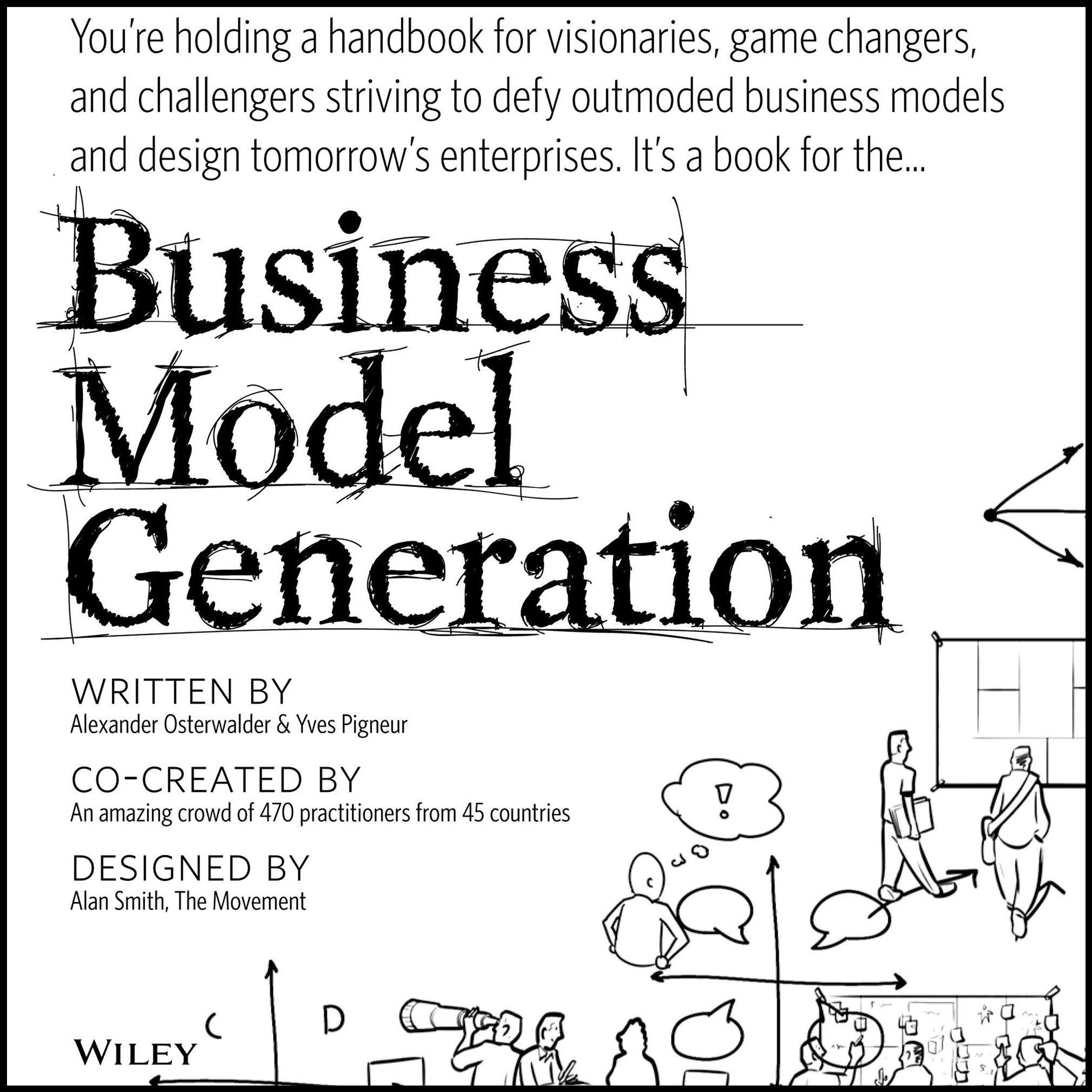 business model generation alexander osterwalder pdf free