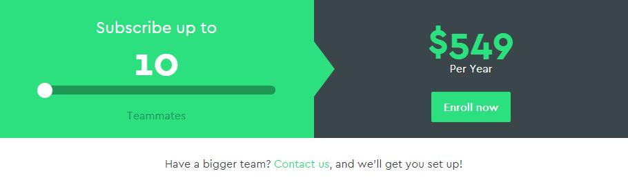 Blinkist for teams