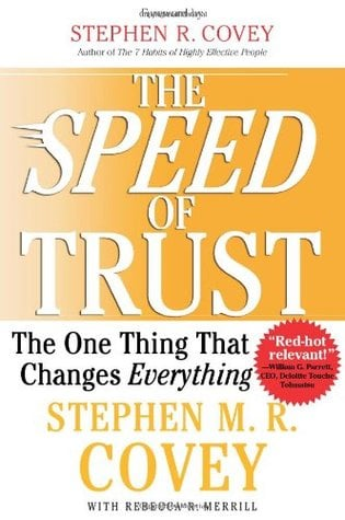 The Speed of Trust Summary