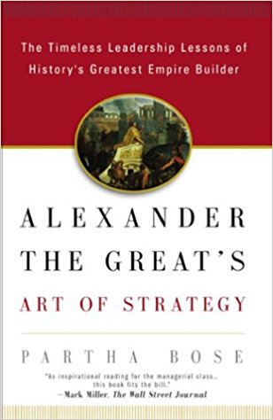 Alexander the Great's Art of Strategy Summary