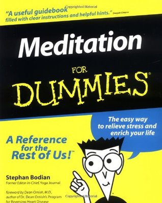 Meditation for Dummies Summary