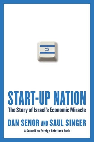 Start-Up Nation Summary
