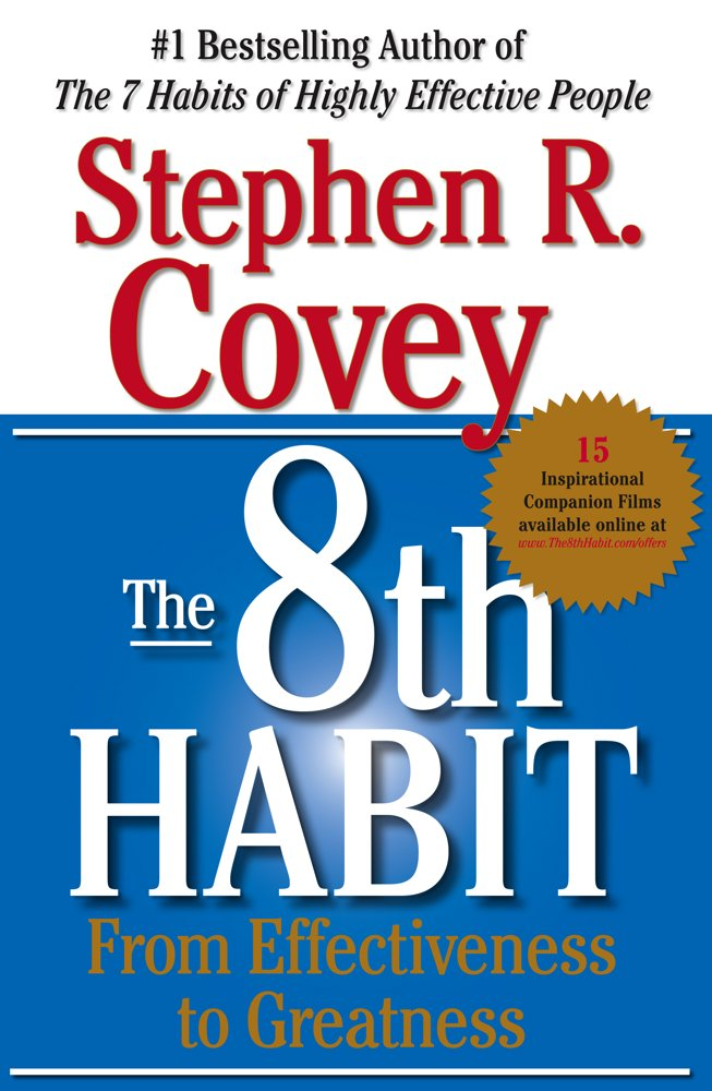 8th habit summary From effectiveness to greatness based on stephen covey's the 8th habit, wwwthe8thhabitcom) overview zcontext  summary spirit heart mind body whole person to leave a legacy to love to.