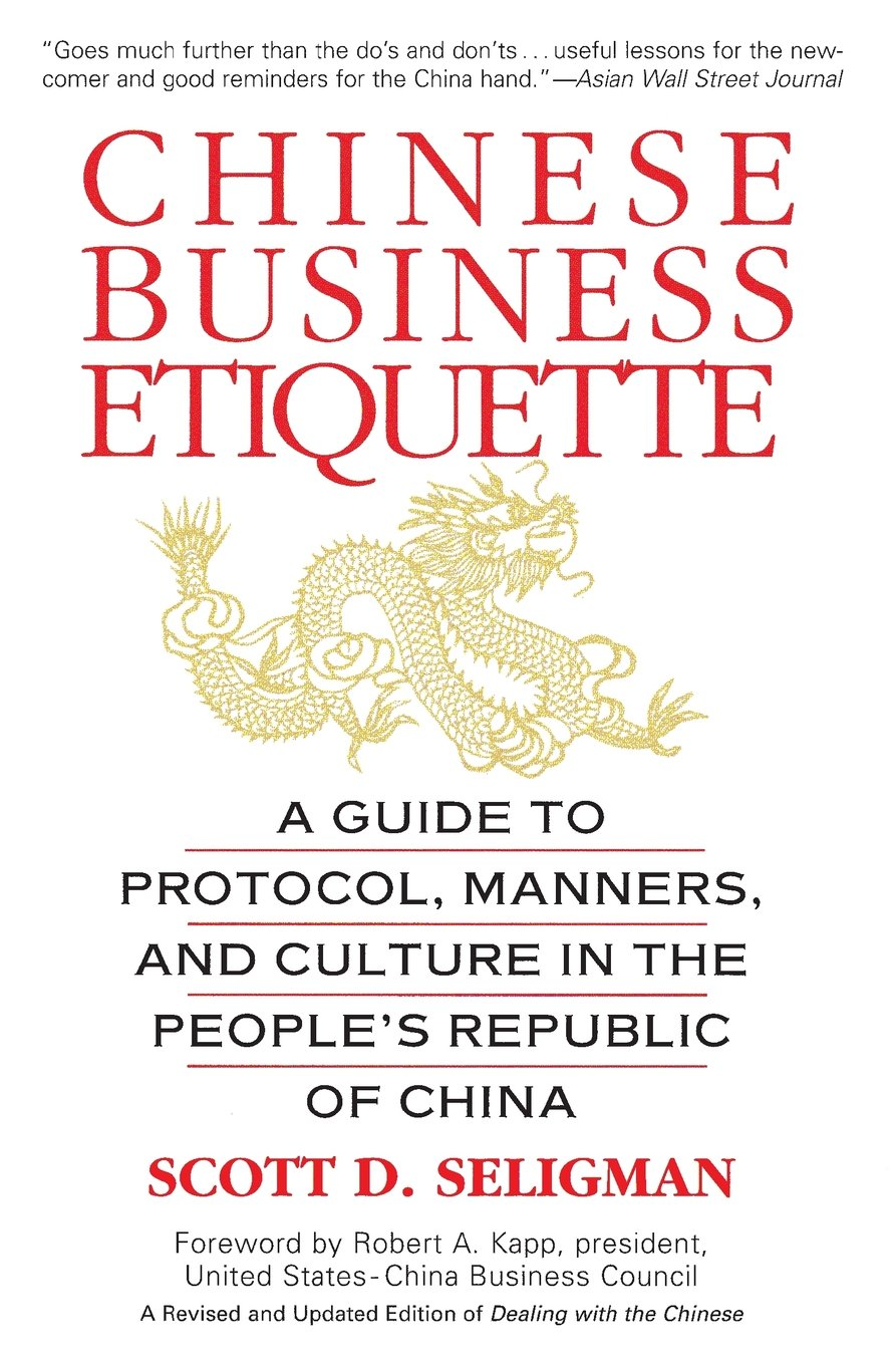 Chinese Business Etiquette Summary