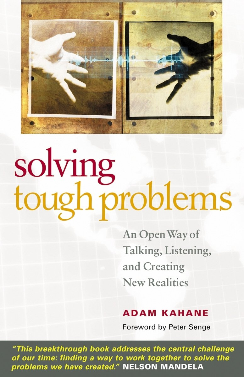 Solving Tough Problems Summary