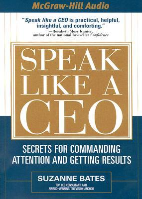 Speak Like a CEO Summary