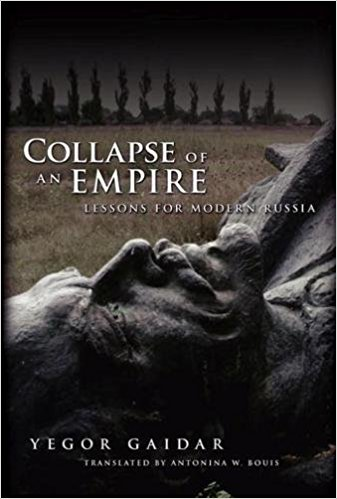 Collapse of an Empire Summary