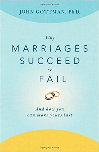 Why Marriages Succeed or Fail Summary