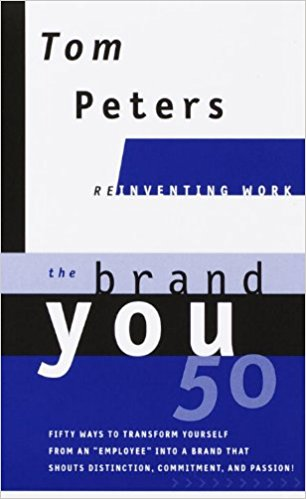 The Brand You 50 Summary