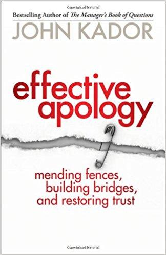 Effective Apology Summary