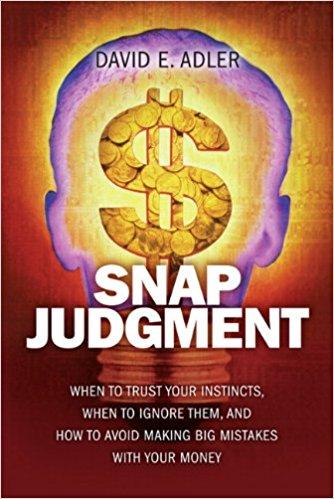 Snap Judgment Summary