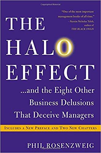 The Halo Effect Summary