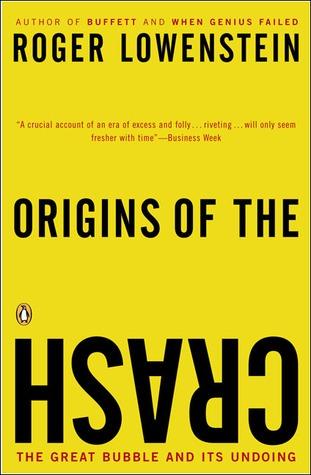 Origins of the Crash Summary