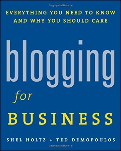 Blogging for Business Summary