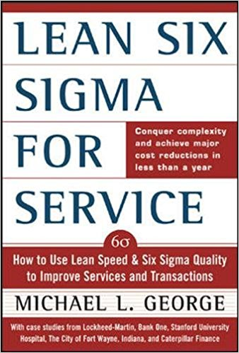 Lean Six Sigma for Services Summary