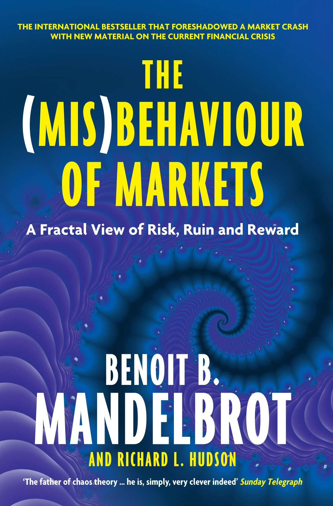 The (Mis)Behaviour of Markets Summary