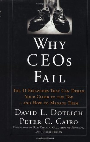 Why CEOs Fail Summary