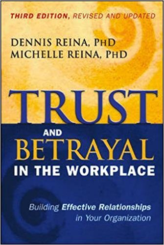 Trust and Betrayal in the Workplace Summary
