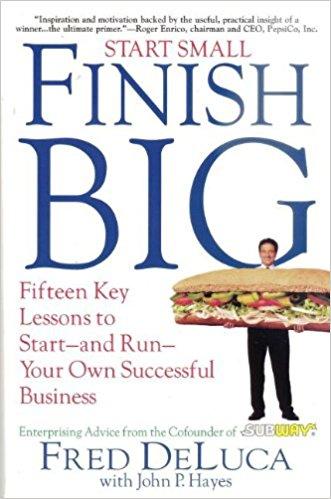 Start Small Finish Big Summary